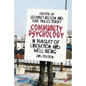 Community Psychology: In Pursuit of Liberation and Well-being by Palgrave Macmillan (Paperback, 2010)