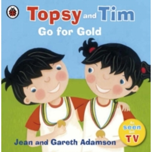 Topsy and Tim Sports Day by Jean Adamson (Paperback, 2012)