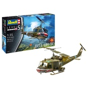 Bell UH-1C 1:35 Revell Model Kit