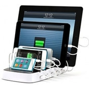 Griffin PowerDock5 Charging Station & Storage for 5 x IOS devices UK Plug