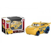 Cruz Ramirez (Cars 3) Funko Pop! Vinyl Figure