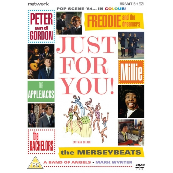 Just for You DVD