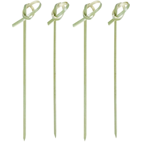 Bamboo Knot Picks (50 Pieces)