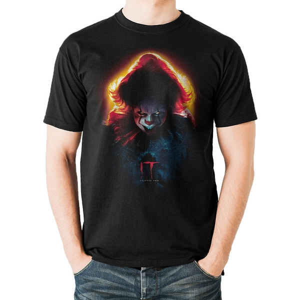 It Chapter 2 - Sinister Small Men's Large T-Shirt - Black