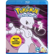 Pokemon: The First Movie Blu-ray