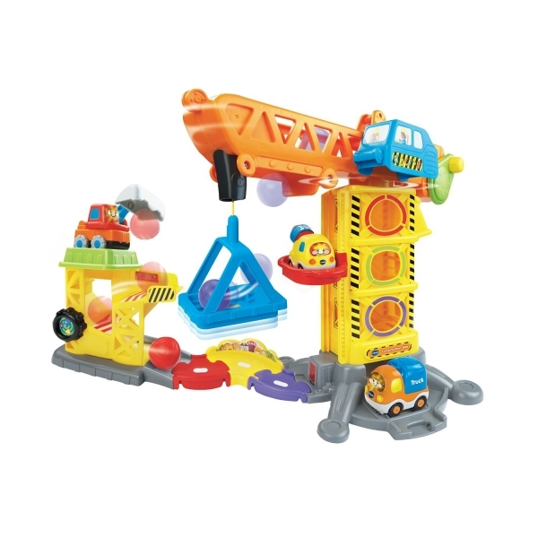 VTech Toot Toot Driver Construction Site