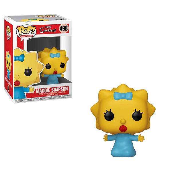 Maggie Simpson (The Simpsons) Funko Pop! Vinyl Figure