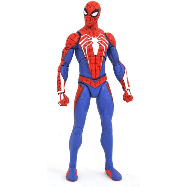 Marvel Select Spider-Man PS4 Video Game Action Figure