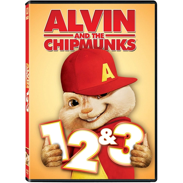 Alvin And The Chipmunks Trilogy DVD