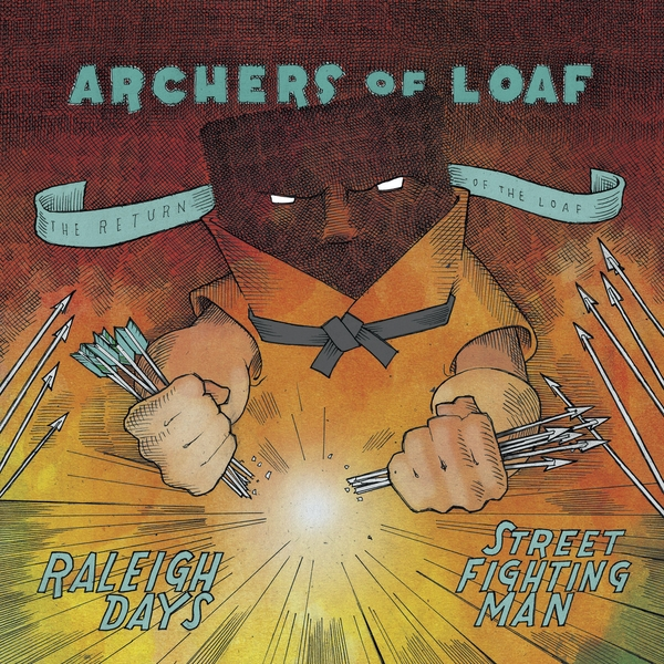 Archers Of Loaf – Raleigh Days Vinyl