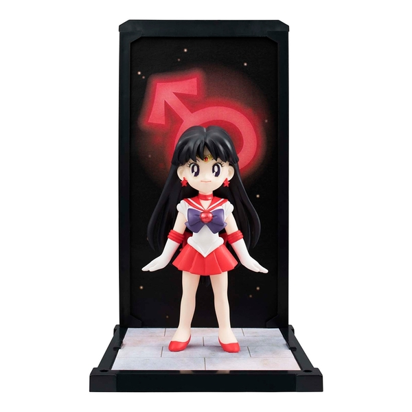 Sailor Mars (Sailor Moon) Bandai Tamashii Nations Buddies Figure