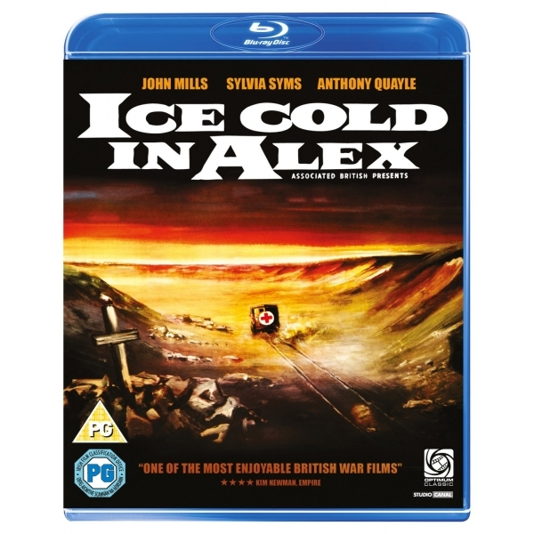 Ice Cold In Alex Blu Ray