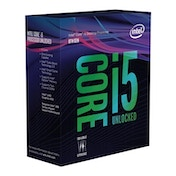 Intel i5 8600K Coffee Lake 3.6GHz Six Core 1151 Socket Overclockable Processor