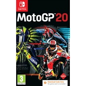 MotoGP 20 Nintendo Switch Game [Download Code In A Box]