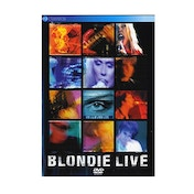 BLONDIE- LIVE DVD