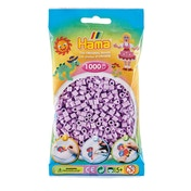 Hama - 1000 Beads in Bag (Pastel Lilac)