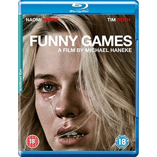 Funny Games US Blu-ray