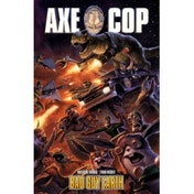 Axe Cop: Bad Guy Earth