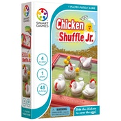 Chicken Shuffle Jr Smart Games Puzzle Game
