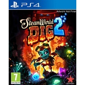 SteamWorld Dig 2 PS4 Game