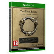 The Elder Scrolls Online Gold Edition Xbox One Game