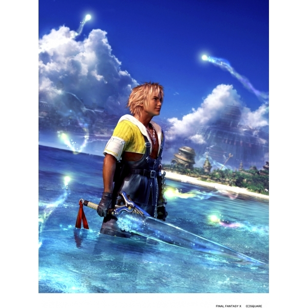Final Fantasy X 10 Game PS2 - Image 2