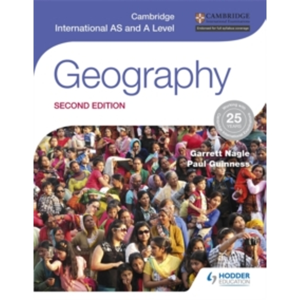 Cambridge International AS and A Level Geography second edition by Garrett Nagle (Paperback, 2016)