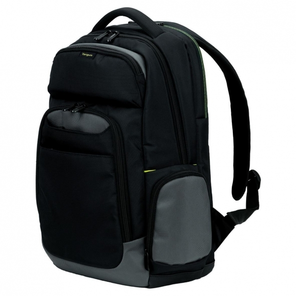Targus CityGear 17.3-Inch Business and Professional Laptop Backpack Black (TCG670EU)