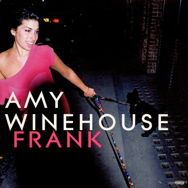 Amy Winehouse ‎– Frank Vinyl - Image 1