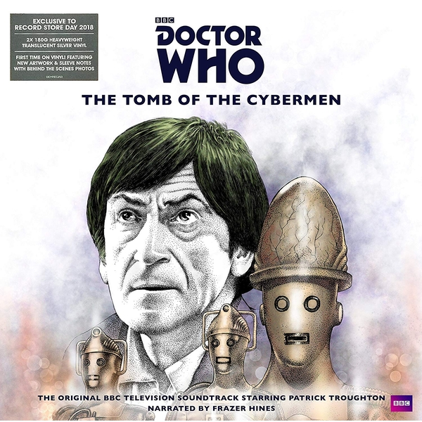Doctor Who - The Tomb Of Cybermen (RSD 2018) Vinyl