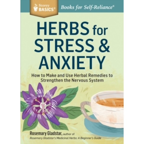 Herbs for Stress & Anxiety