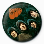 The Beatles - Rubber Soul Badge