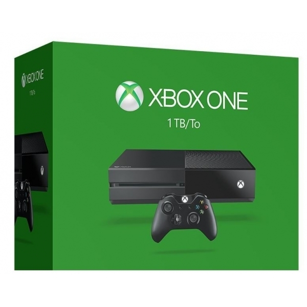 (Damaged Packaging) Xbox One Console 1TB Edition ...