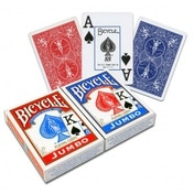 Bicycle 2 Pack Jumbo Index Playing Cards