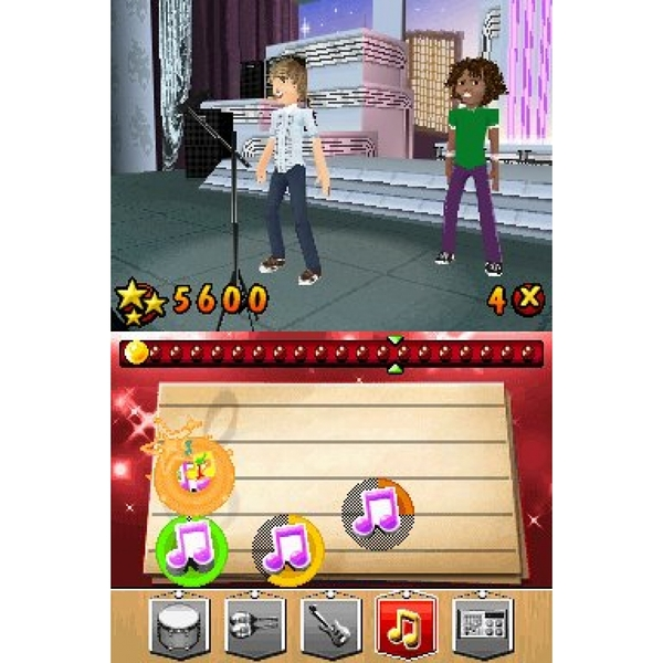 High School Musical Makin' the Cut Game DS - Image 5