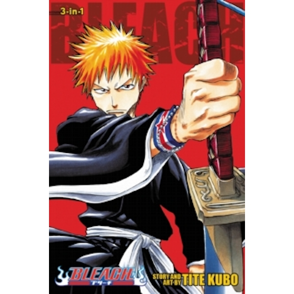 Bleach (3-in-1 Edition), Vol. 1 : Includes vols. 1, 2 & 3 : 1