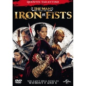 The Man With the Iron Fists DVD