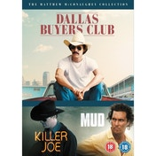 The Matthew McConaughey Collection DVD
