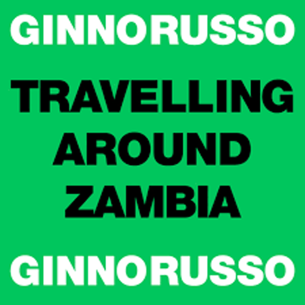 Ginno Russo ‎– Travelling Around Zambia Vinyl