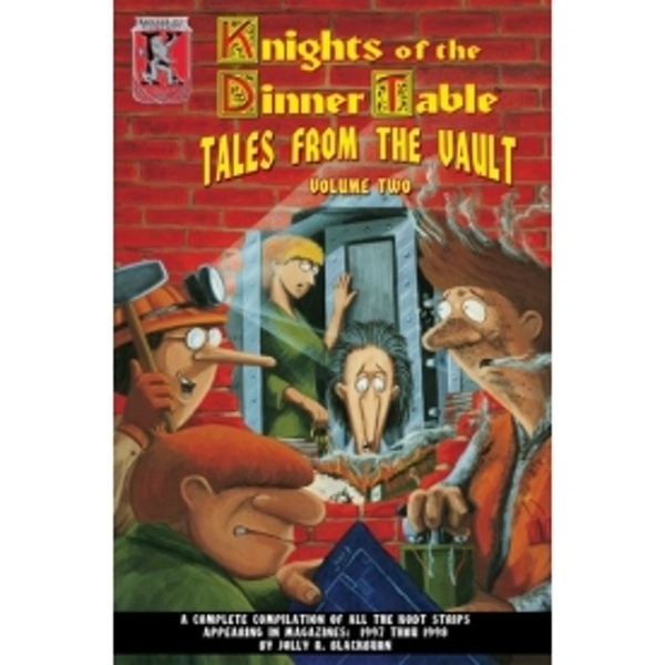 Knights of the Dinner Table Tales from the Vault 2