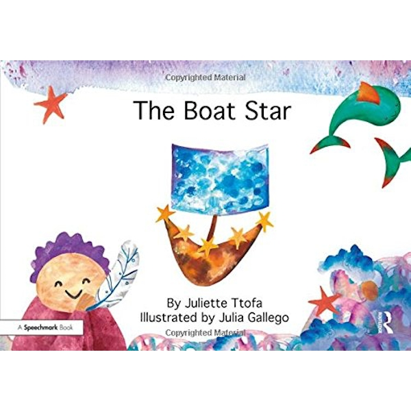 The Boat Star: A Story about Loss by Juliette Ttofa (Paperback, 2017)