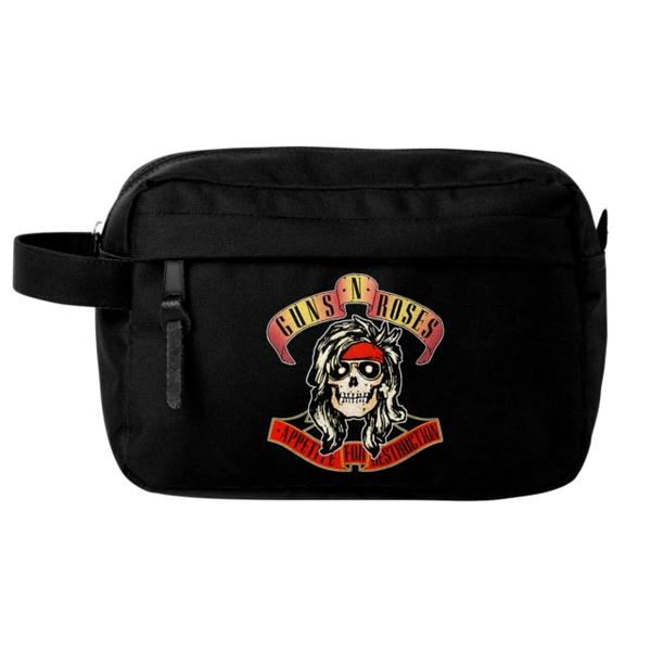 Guns N Roses - Appetite Wash Bag