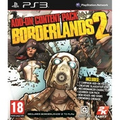 Borderlands 2 Add On Content Pack Game PS3