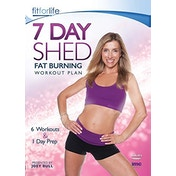 Fit For Life: 7 Day Shed Fat Burning Workout Plan DVD