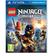 Lego Ninjago Shadow of Ronin PS Vita Game
