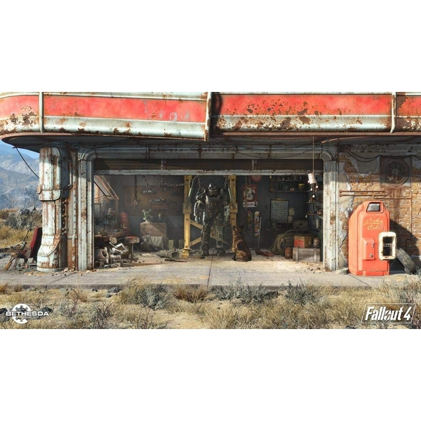 Fallout 4 Game of the Year Edition (GOTY) PS4 Game