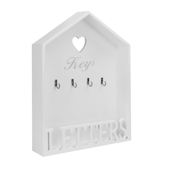 Letter & Key Rack | M&W