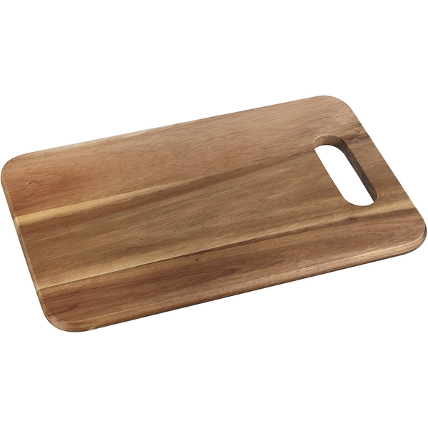 Fackelmann Hard Wood Cutting Board Rectangular 25cm