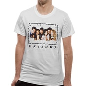Friends - Milkshake Men's X-Large T-Shirt - White