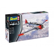 T-6 G Texan 1:72 Revell Model Kit